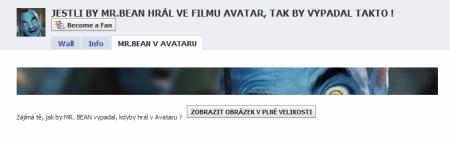 Facebook JESTLI BY MR.BEAN...