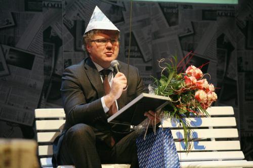 Milan Fridrich jako Večerníček