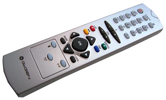 GoGEN DVB 930 T ovladac