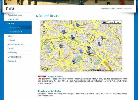 Letejtezprahy - Google mapy