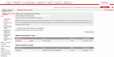 HSBC hlavni