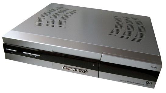 Homecast T3000