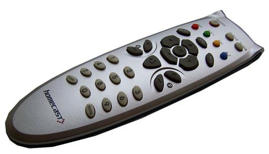 Homecast T3000 ovladac