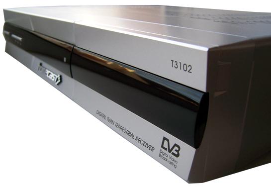 Homecast T3102 panel