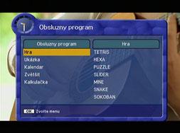 Kaon KTF-230 hry