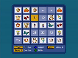 Kaon KTF-230 hry - puzzle