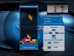 Vantage X221 hry - Tetris