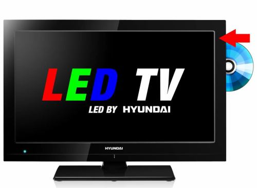 Hyundai LLF 22914 DVD přední panel