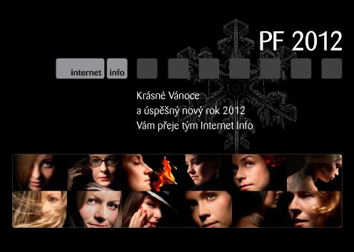 PF 2012 přání