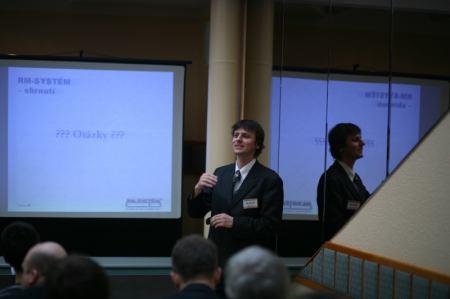 Jan Sochor, předseda představenstva, RM-Systém