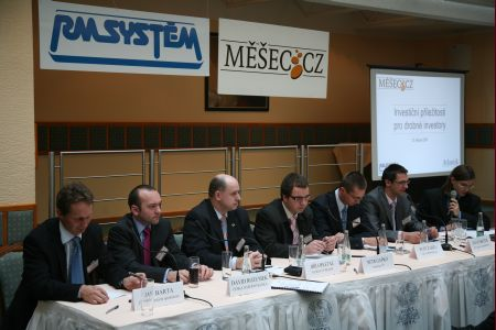 Konference - investice
