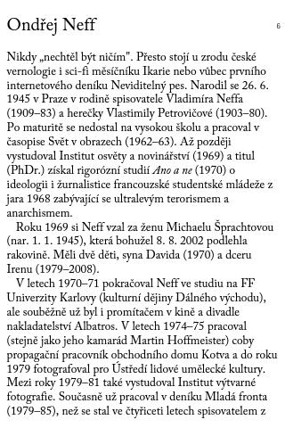 ereading - screenshot knihy