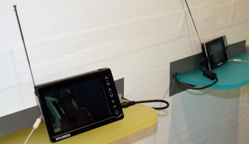 Hyundai - přenosné DVB-T