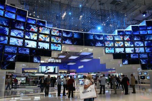IFA Sony Samsung Tatung