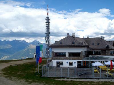 Kronplatz - vysílač 1