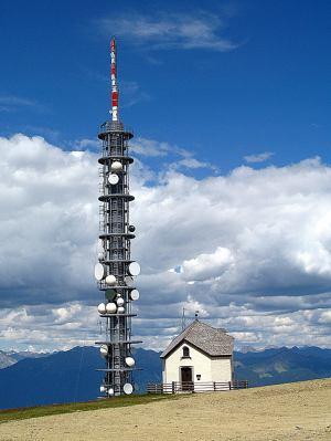 Kronplatz - vysílač 1.2