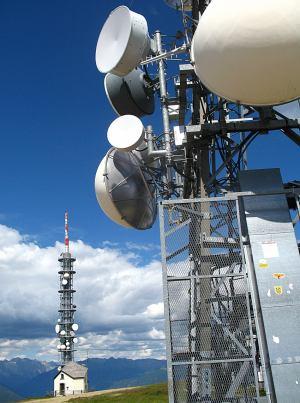 Kronplatz - vysílač 2.4