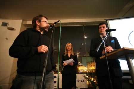 Křišťálová Lupa 2006 - Tomáš Baldýnský2