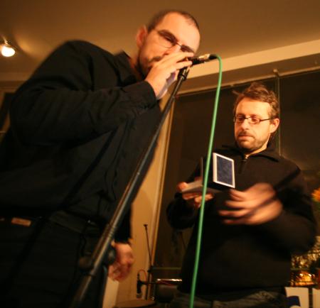 Křišťálová Lupa 2006 - Tomáš Baldýnský a František Fuka