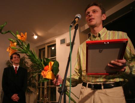 Křišťálová Lupa 2006 - Osobnost