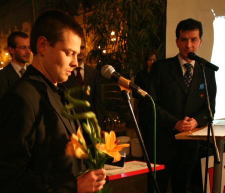 Křišťálová Lupa 2006 - Projekt roku - Unger