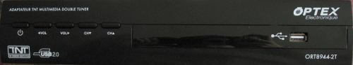 Optex ORT 8944-2T přední panel