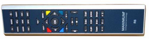 Maximum T-1300 dálkový ovladač