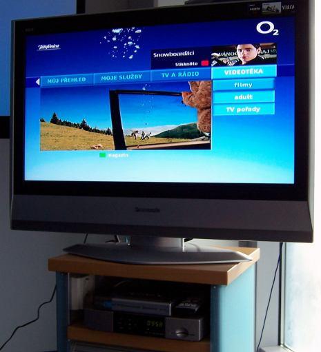 O2 TV komplet