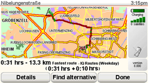 IQrouter od TomTom