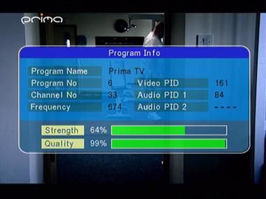 AVer Media STB7 info II