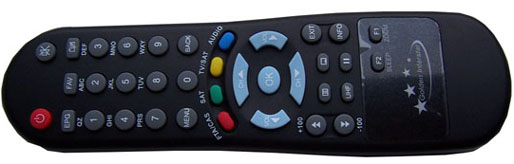 Interstar DVB-T 8100 ovladac