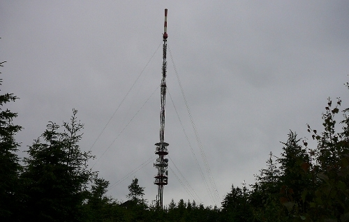 Vysílač Javořice