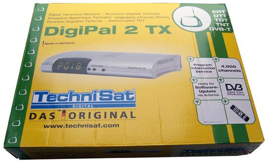 DigiPal 2 TX krabice