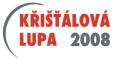 Logo - Křišťálová Lupa 2008