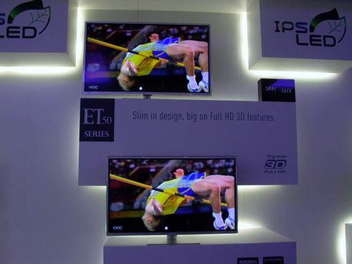 Panasonic - LCD, řada ET50