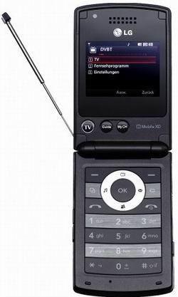 LG HB620T - zepředu otevřený