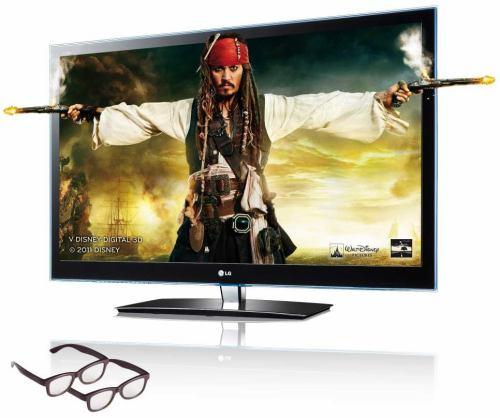 LG 3D - Piráti z Karibiku: Na vlnách podivna