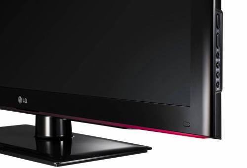 LG 42LD550 - detail infra