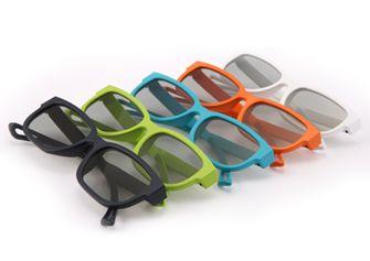 LG 42LW650S polarizační brýle