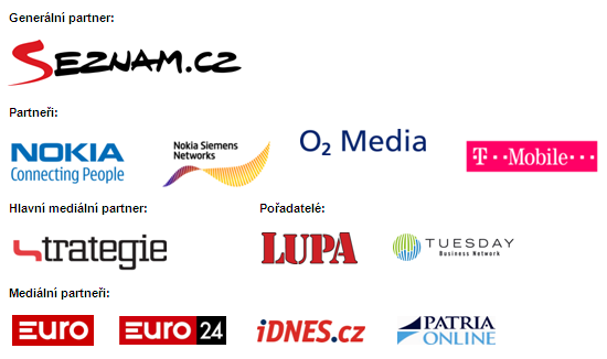 loga partneru MIF 2010