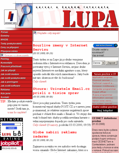Lupa 3/2000