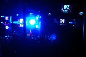 MTV EMAs 2010 - 11