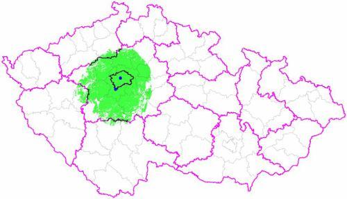 Multiplex 3 - region Praha a střední Čechy
