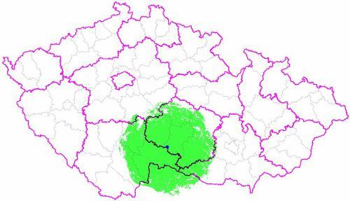 Multiplex 3 - region Vysočina
