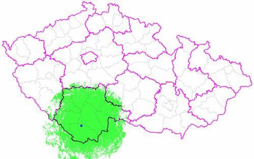 Multiplex 3 - region jižní Čechy