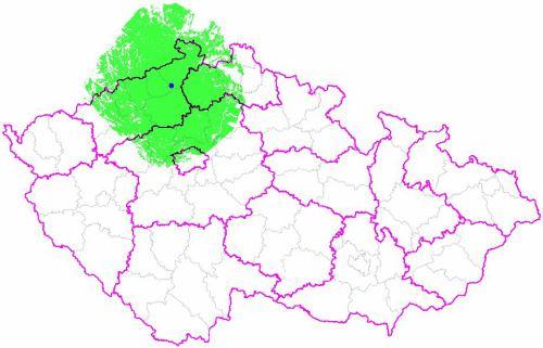 Multiplex 3 - region severní Čechy