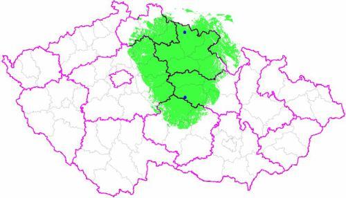 Multiplex 3 - region východní Čechy