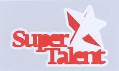 Markíza - Super Talent - verze 1