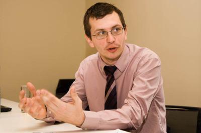 Martin Lobotka - Česká spořitelna(analytik)IV