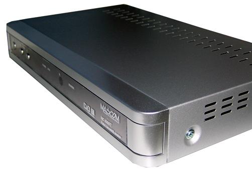 Mascom MC 1000T panel